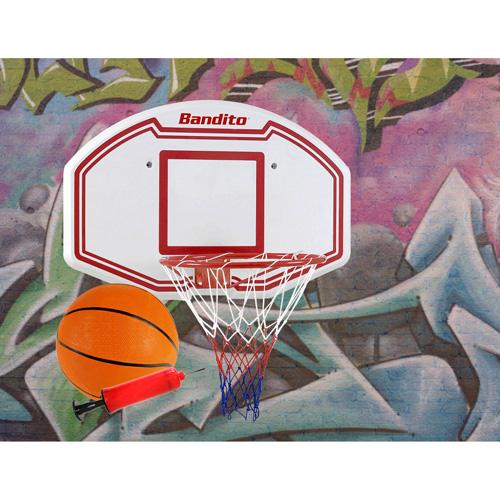 Bandito Basketball Komplett-Set