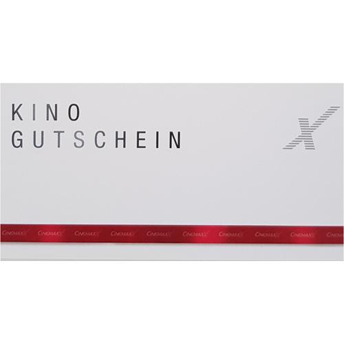 Gutschein CinemaxX Kino 2er Set