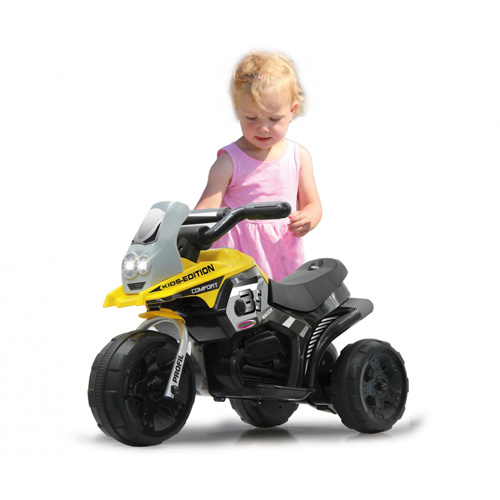 Ride-on E-Trike Racer