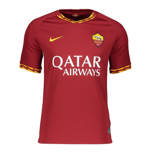Fantrikot: Nike AS Rom Trikot Home 2019/2020